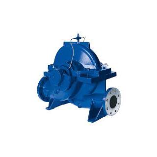 Axially Split Pump